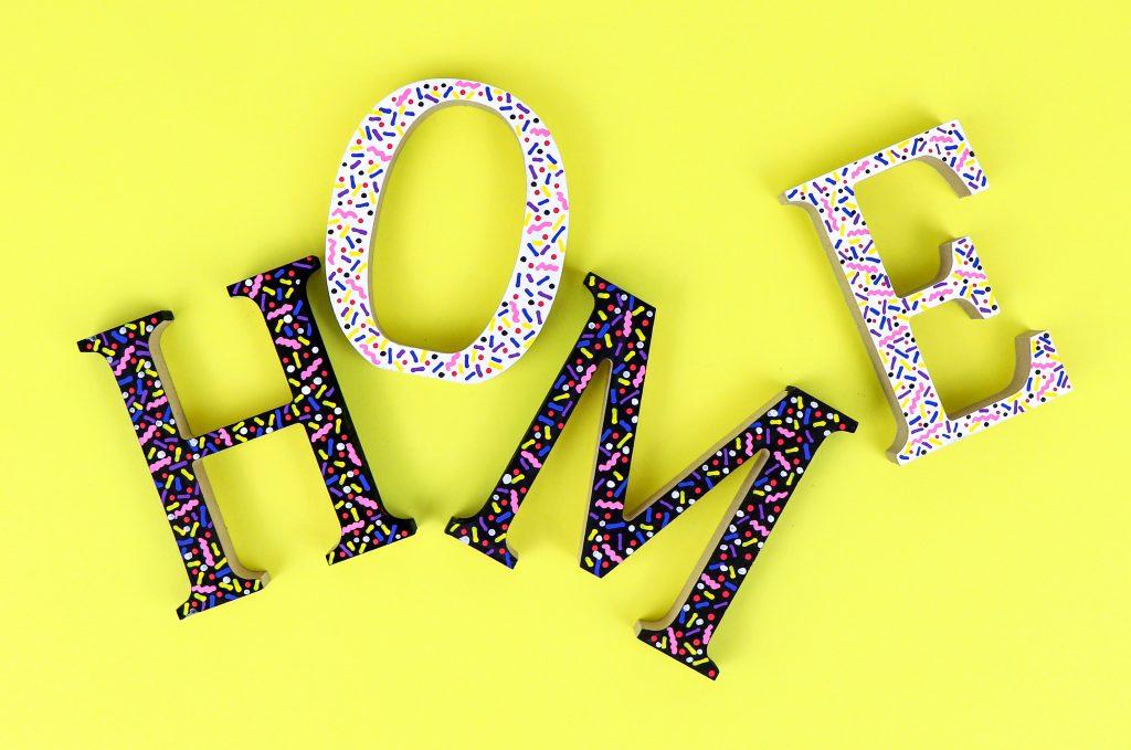 POSCA home sign