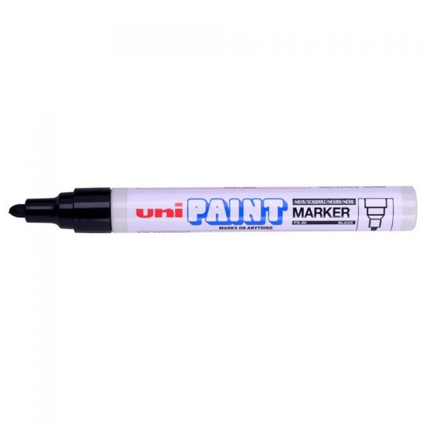 PX_20_Paint_marker_Bullet_Tip_Medium__Black_Open
