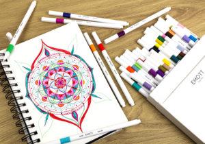 EMOTT Pens from Uni-ball