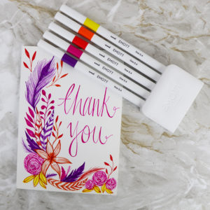 Make cards with EMOTT pens