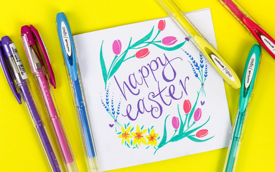 4 Easy Easter handmade craft ideas