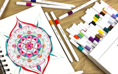 5 fab projects with EMOTT ever-fine markers