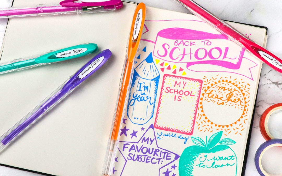 Back to school stationery must-haves