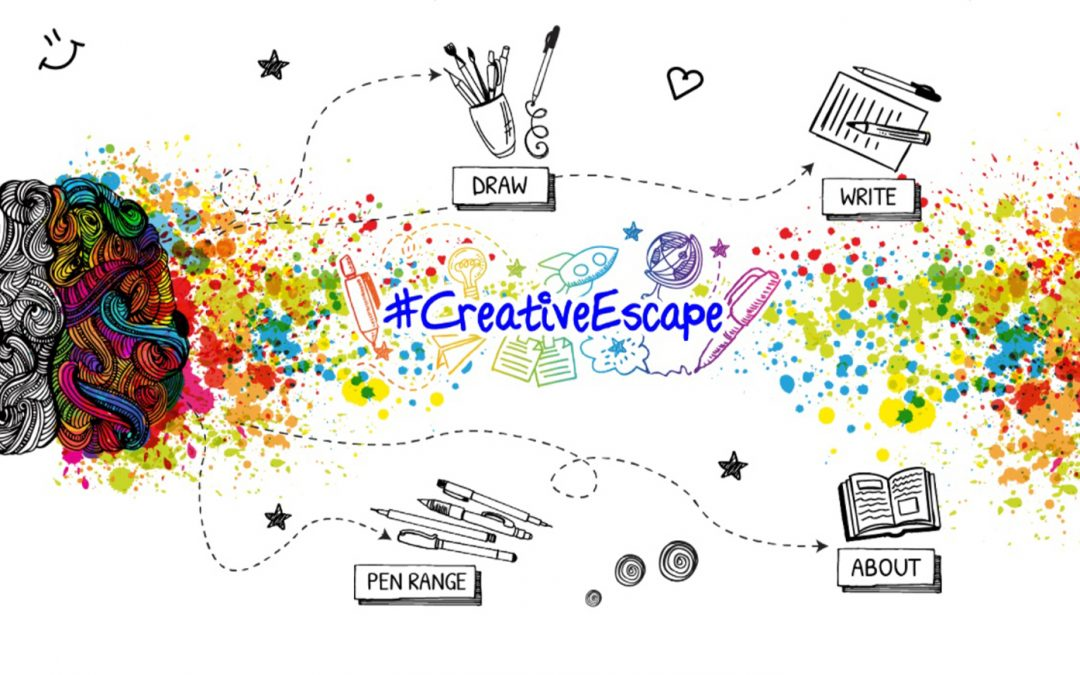 Express yourself with Creative Escape