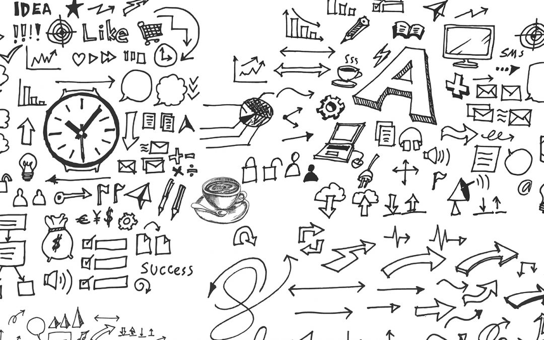 The Proof That Doodling Helps You Concentrate!