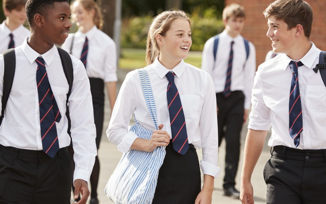 Five Tips For Starting Secondary School