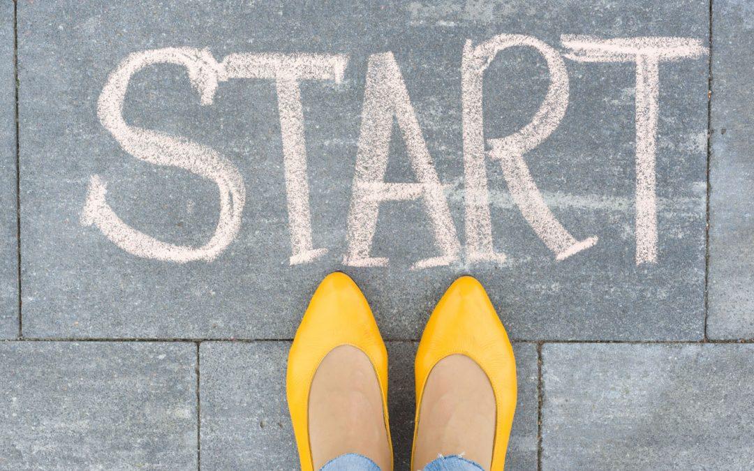 Starting University Checklist