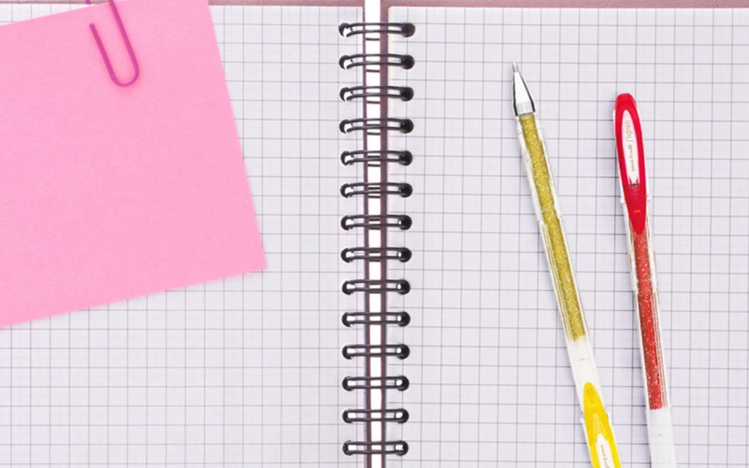 How To Start A Bullet Journal In The New Year