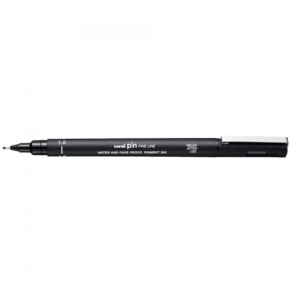 uni PIN 12 Line Drawing Pen