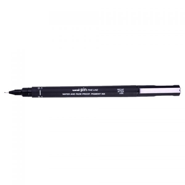 uni PIN 01 Line Drawing Pen