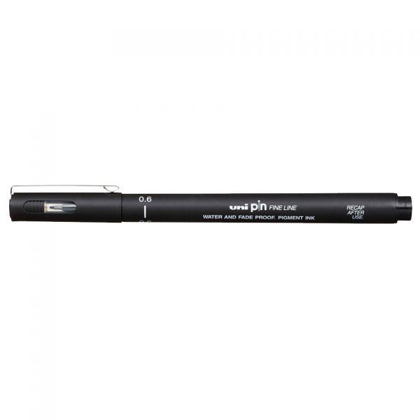 uni PIN 06 Line Drawing Pen