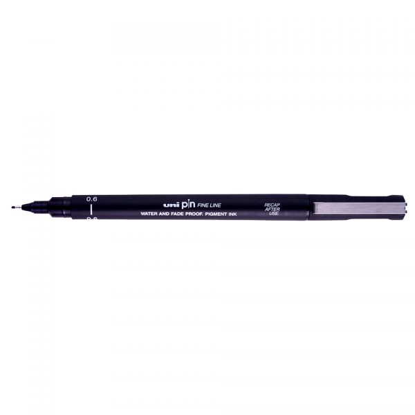 uni PIN 06 Line Drawing Pen