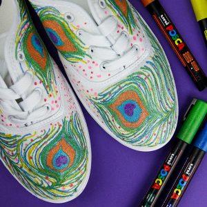 Creative kids ideas: customise clothes