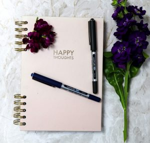 Happy thoughts journal uniEye