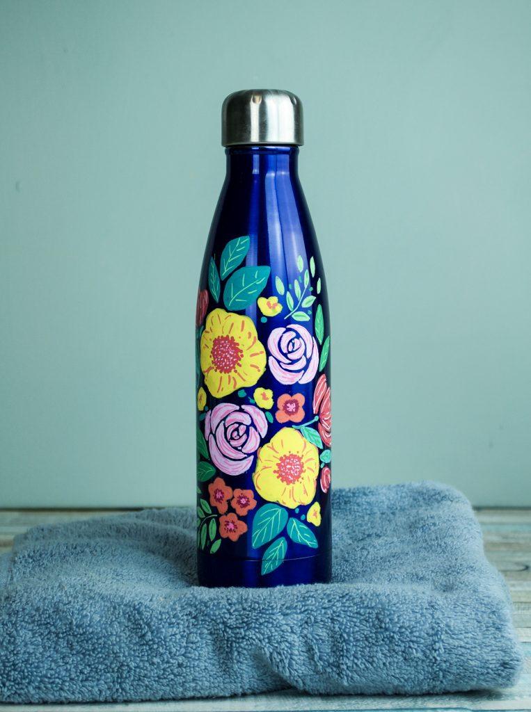 POSCA water bottle