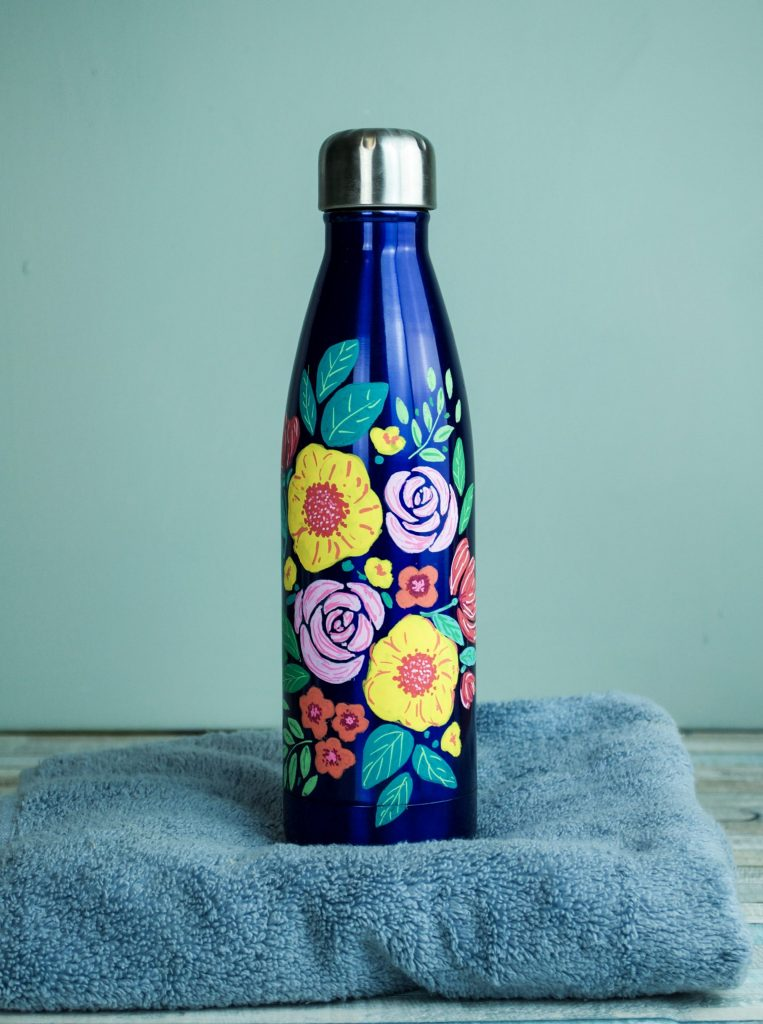 POSCA water bottle