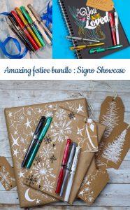 Christmas bundle signo showcase
