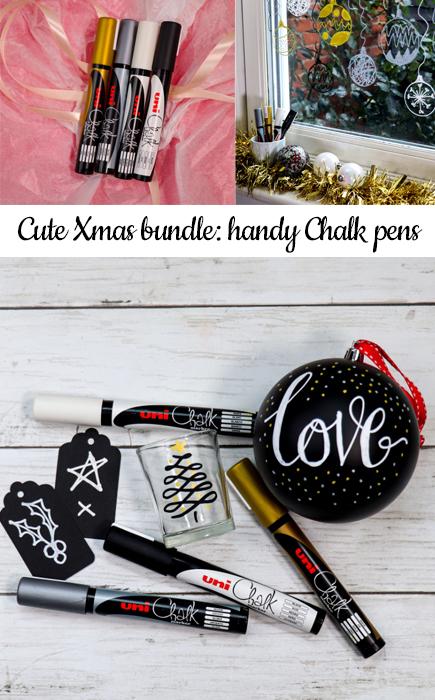 Chalk gifts