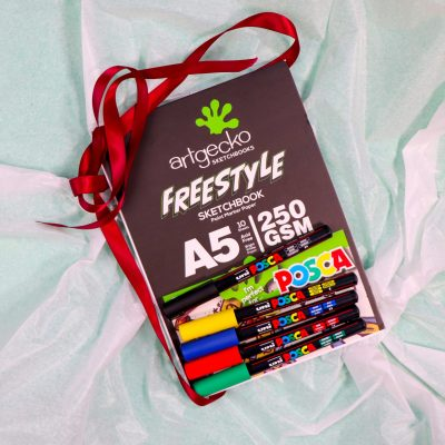Christmas gift ideas 4: Ultra fine POSCA set