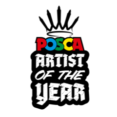POSCA ARTIST OF THE YEAR!