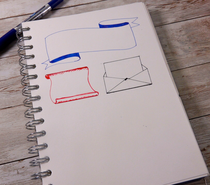 Create an easy journal page