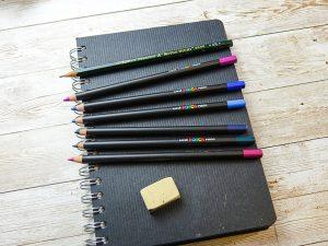 POSCA pencils luxe collection