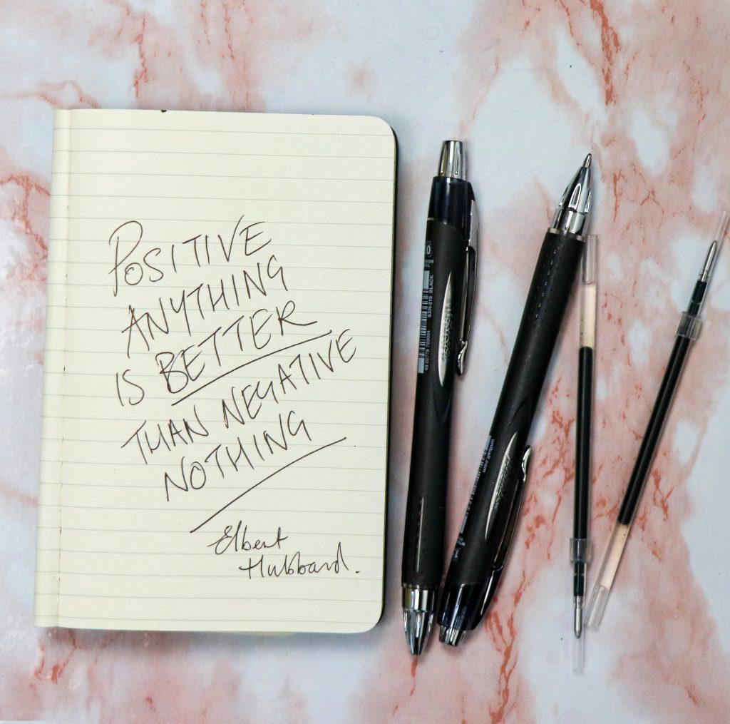 uni-ball refillable pens
