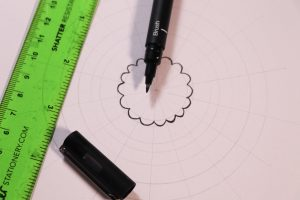 design an intricate mandala