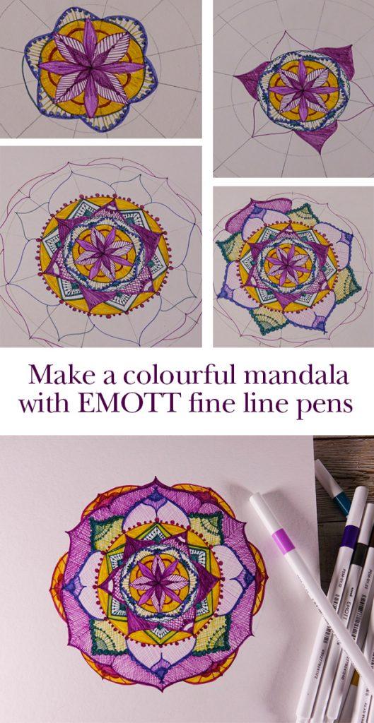 colourful emott designs
