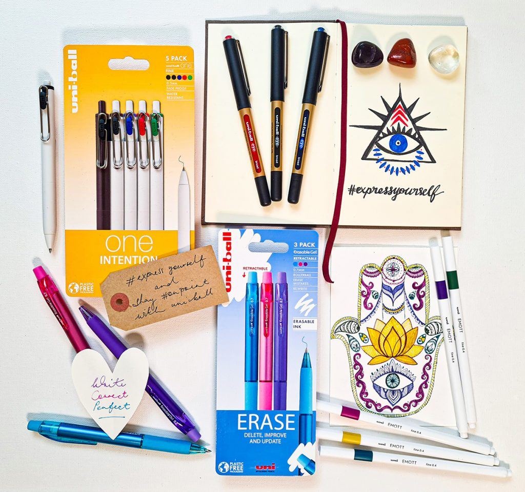 Express yourself with OnPoint Pens
