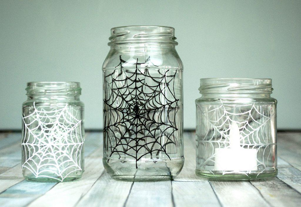 Chalk Marker Halloween Hacks